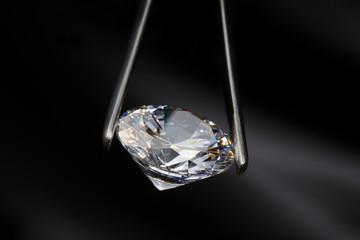 Diamond  jewelry holding