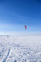 Winter kite