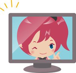 テレビアニメのイメージ