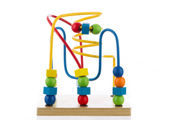 Colorful Spiral Toy