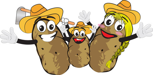 potato family