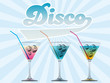 cocktails disco