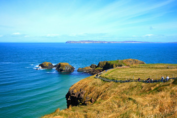 Carrick -A-Rede and Larrybane