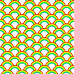 kacheln regenbogen IV