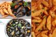 Moules marinière - Moules Frites