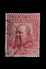 francobollo del Regno d'Italia del 1910