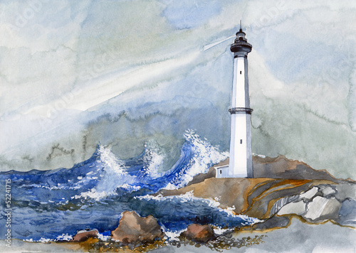 lighthouse - 52241715