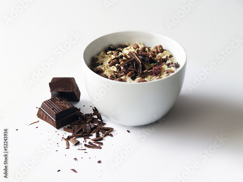 Schokoladenmüsli