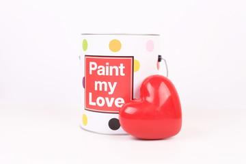 Paint my Love