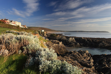Woolacombe  North  Devon coast