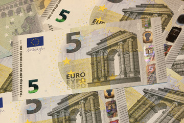 5 Euroschein