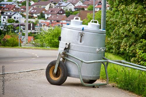 Milchwagen