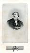 Portrait of italian composer Antonio Rossini