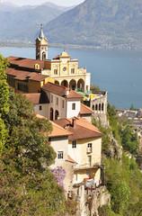 Madonna del Sasse Switzerland