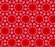 background with seamless floral pattern