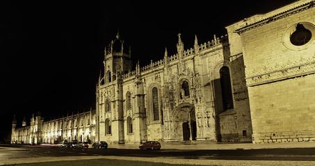 Hieronymites Monastery in Lisbon 2