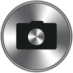 Bottone metallico foto/immagini