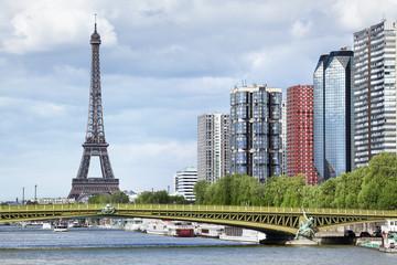 Tour Eiffel Paris - Pont Mirabeau