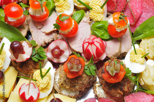 Canapes - 52263175