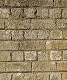 Rugged Brick Wall