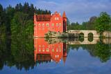 Fototapety the Červená Lhota State Castle