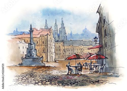 Prague © okalinichenko