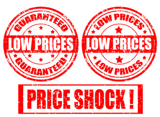 Low prices-set of stamps