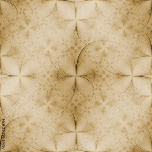 Seamless tileable background, vintage look
