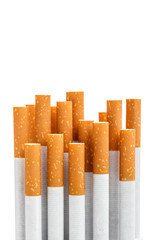 Stack of cigarette
