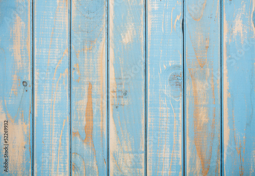 canvas print picture Shabby wood background