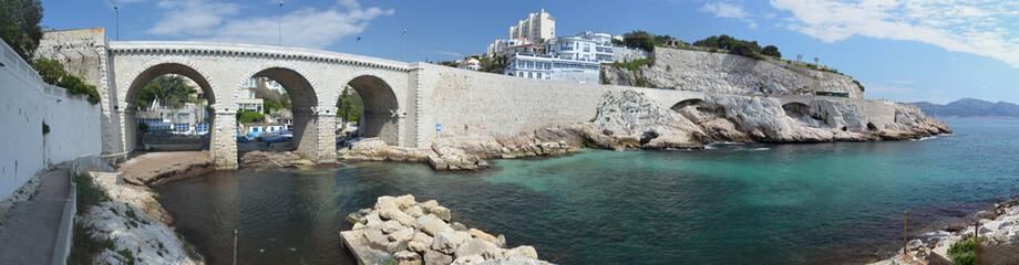 Anse de la Fausse Monnaie à Marseille