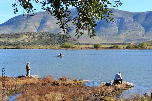 Fishing, Butrint, Albania - 52272773