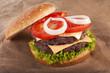 Beff burger