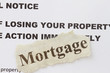 mortgage of a property