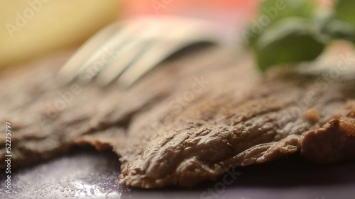 Filete Steak Bistecca Bifteck Stéig 스테이크