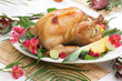 Tropical Roasted Turkey