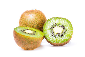 Kiwi fruit isolated