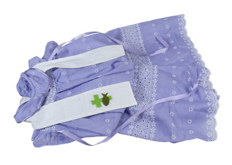 Christening Gown and Sash