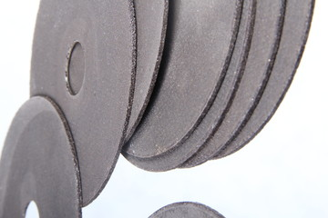 Special angle grinder sander discs for grinding and cutting
