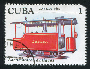 Locomotive Josefa