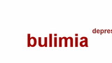 Bulimia Nervosa medical symbol