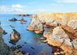Côte sauvage à Belle-île-en-mer
