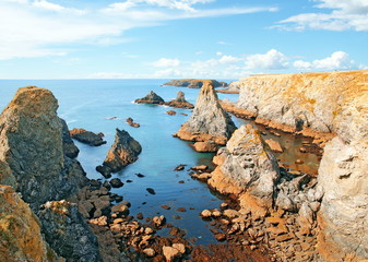 Côte ouest de Belle-île-en-mer