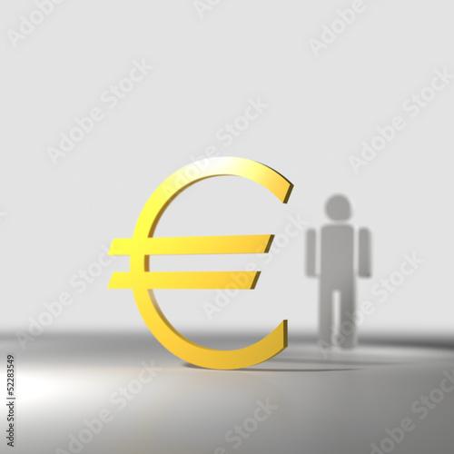 euro, geld, kunde, berater,