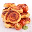 tomato cheese pinwheel