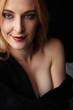 Nude Caucasian Woman