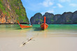 Scenic Green Islands Of Thaila...