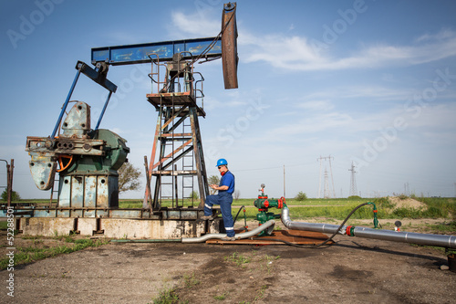 operator in the oil and gas field