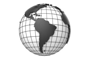 Globe - America