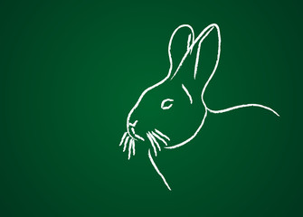 Animal de la ferme : Le lapin